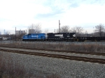 NS 5223 and CSX 1554